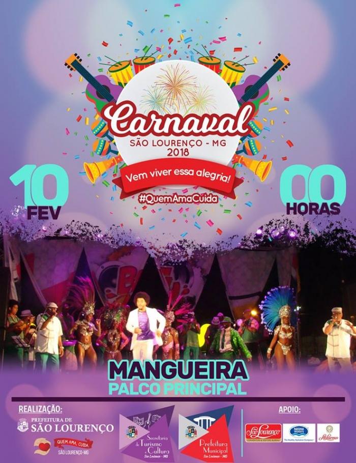 Carnaval 2018 - Mangueira