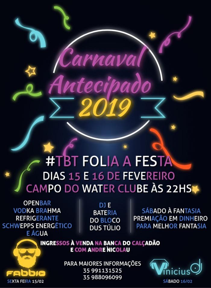 TBT Folia A Festa!
