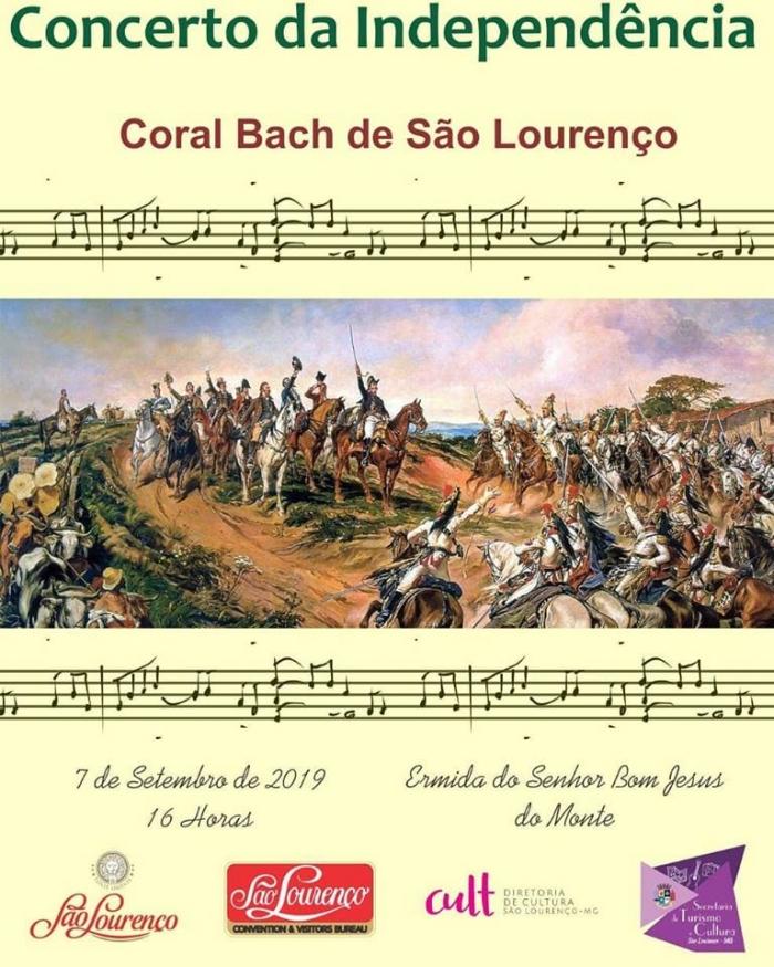 Concerto da Independência - Coral Bach